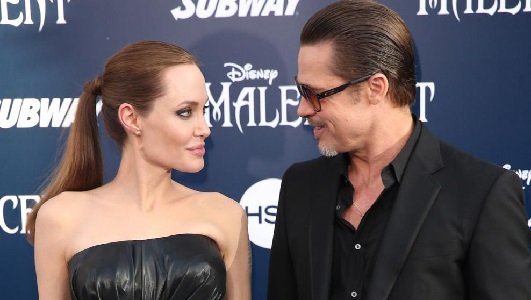 Angelina Jolie y Brad Pitt tenían un matrimonio, sin sexo