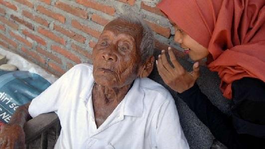 Yo sólo quiero morir: el hombre más viejo del mundo