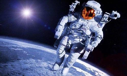 Rayos cósmicos provocarían daños cerebrales a astronautas