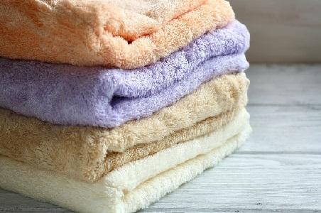 Cada cuánto hay que lavar las toallas