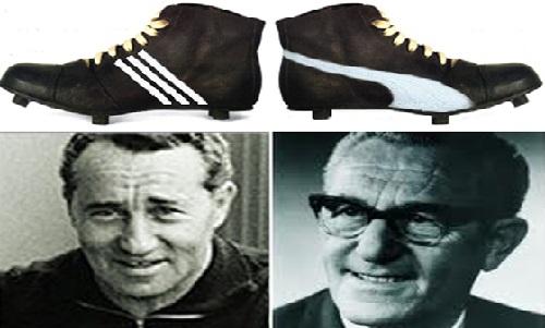 Adjuntar a mi Tristemente  Creadores de Adidas y Puma son hermanos