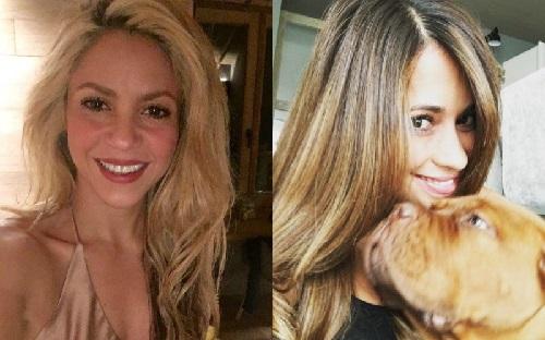 La guerra entre Shakira y la esposa de Messi parece no tener tregua