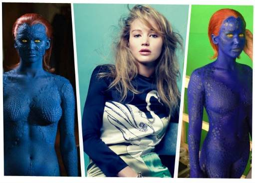 x-man-days-of-future-past-jennifer-lawrence-desnuda-y-azul