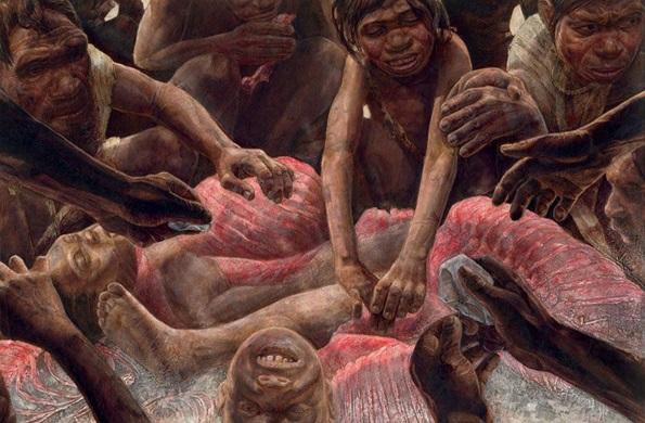 Los neandertales eran caníbales y se comían a recién nacidos