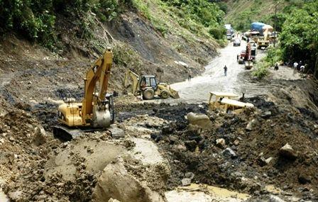 Bolivia: El Sillar será la obra más compleja para el 2017