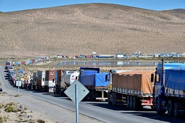 Bolivia reitera denuncia contra Chile por perjudicar su economía