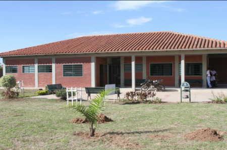 Centro de salud atender 18 barrios en el distrito 12 for Centro la roca