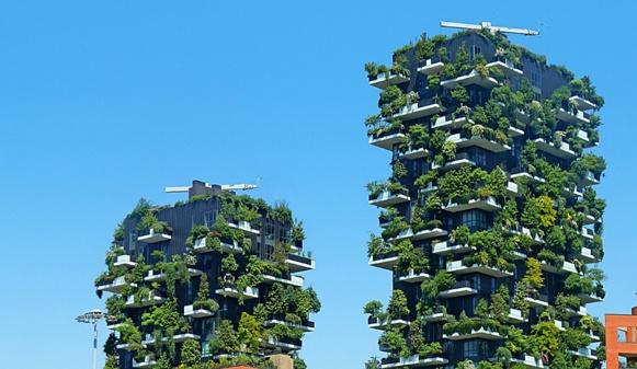 Resultado de imagen para ciudades verdes aspern