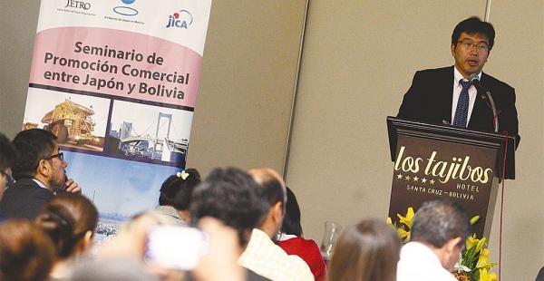 Bolivia: Japón propone potenciar la oferta de sésamo y chía