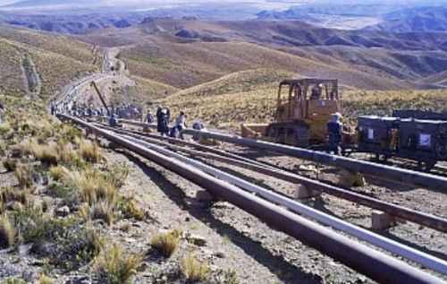 Argentina podría comprar gas a Chile si envíos de Bolivia no satisfacen su demanda