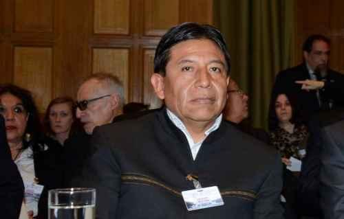 David Choquehuanca es el nuevo secretario general del ALBA