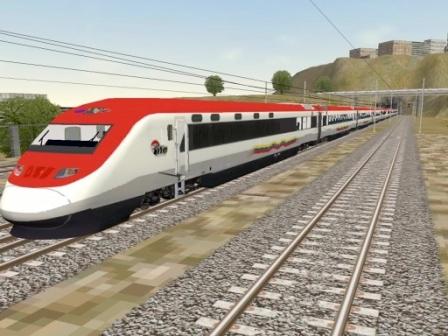 Alemania apoya paso del tren Bioceánico por Bolivia