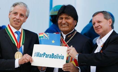 Bolivia alista reunión de tres días en La Haya para ajustes finales a la réplica a Chile por el mar