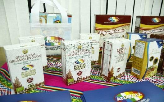 Bolivia promocionará quinua real en feria de Alemania