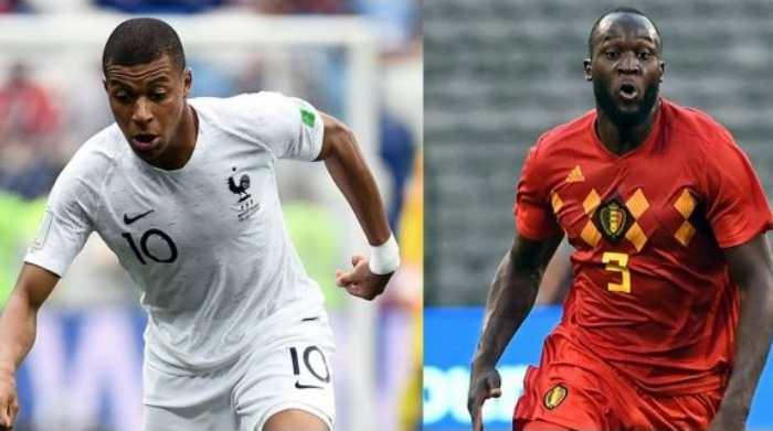 La Capacidad Atletica De Francia Contra El Talento Belga Por Un