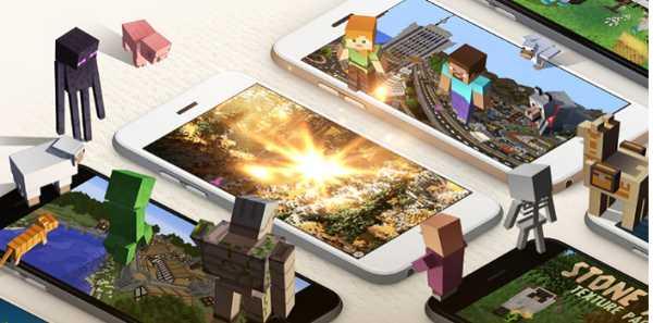 Usuarios de Minecraft podrán ganar dinero vendiendo sus creaciones en el juego