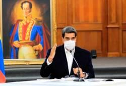 Maduro tilda de guerra geopolítica la monopolización de vacunas anticovid